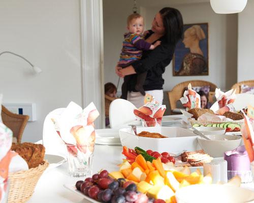 Mødrecafé i Svendborg