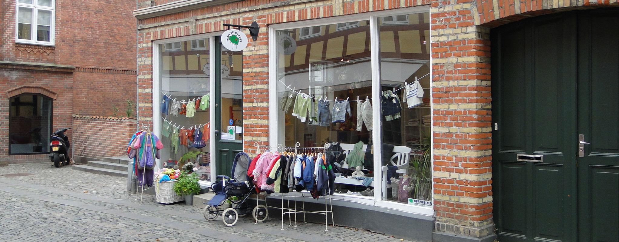 Second Hand børnetøj i Svendborg